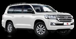 Toyota Land Cruiser 200 - изображение №1